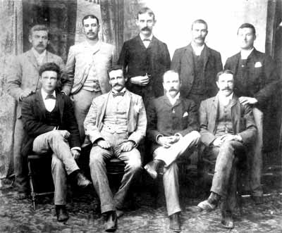 1887 First Committee