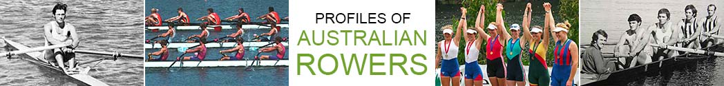 australian rowers profiles and history