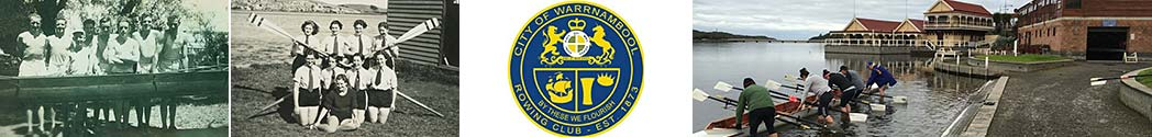 City of Warrnambool Rowing Club History