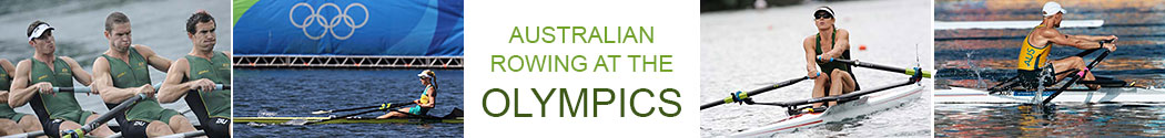 history of australian rowing at olympic games