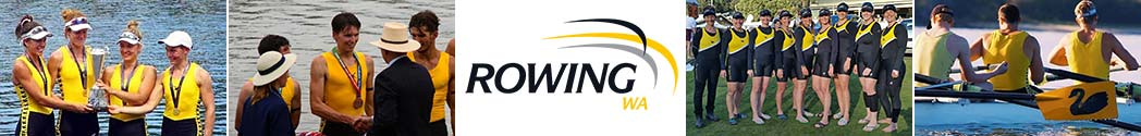 History of Rowing WA