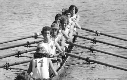 1974 Mercantile National Champion Lightweight Eight