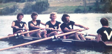 1976 Mercantile Lightweight Four