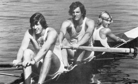 1972 Sydney Coxed Pair