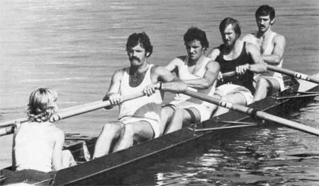 1976 Champion Coxed Four