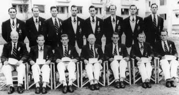 1952 rowing team