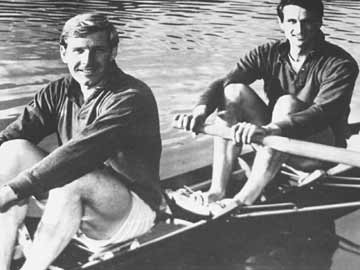 men's coxless pair