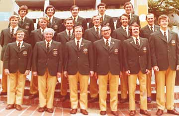 1972 Olympic rowing team