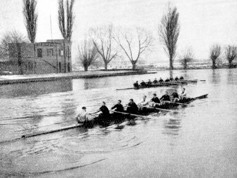 1955 - Start of January Oxford training